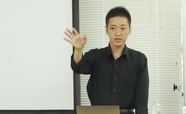講師プロフィール写真